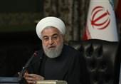 روحانی: هیچ اختلافی بین سران قوا و وزارتخانهها نیست/عادی شدن فعالیت کسب و کارهای کمریسک/ تردد خودروهای غیربومی ممنوع است