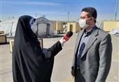 مردم قزوین نگران کمبود مواد ضدعفونیکننده نباشند