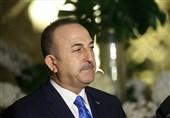 دیدار چاووشاوغلو با رئیس جبهه ترکمنهای عراق