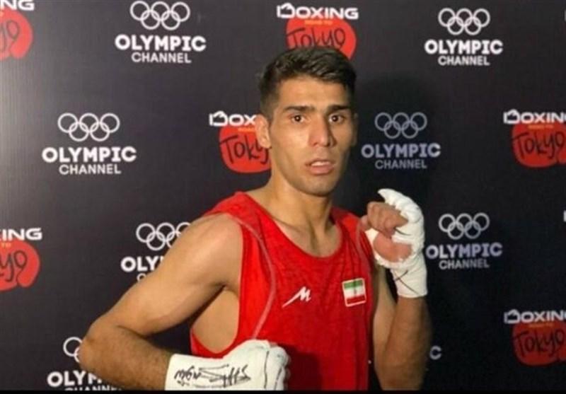 شهبخش: واقعاً خوشحالم که اولین ورزشکار المپیکی سیستان و بلوچستان شدم/ به کسب سهمیه باور داشتم