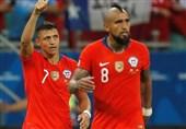 وزیر بهداشت شیلی: ویدال و الکسیس سانچس هم باید قرنطینه شوند/ فوتبالیستها هم ممکن است به کرونا مبتلا باشند