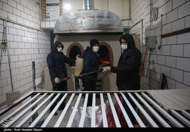 ویروس کرونا , وزارت بهداشت , بهداشت و درمان , گروههای جهادی , جهادگر , استانداری قزوین ,