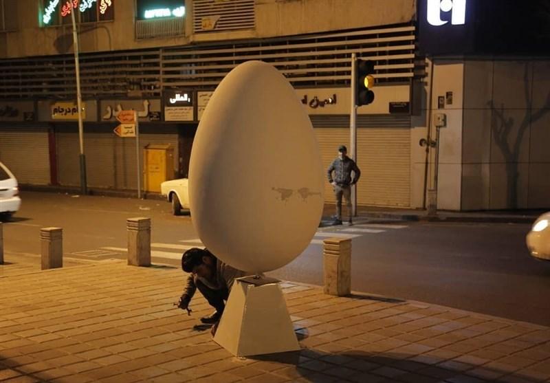 شهرداری تهران , نقاشی , عید نوروز , هنرهای تجسمی , عکس , ویروس کرونا ,