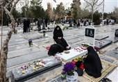 برگزاری مراسمهای عمومی در آرامستان سمنان ممنوع شد