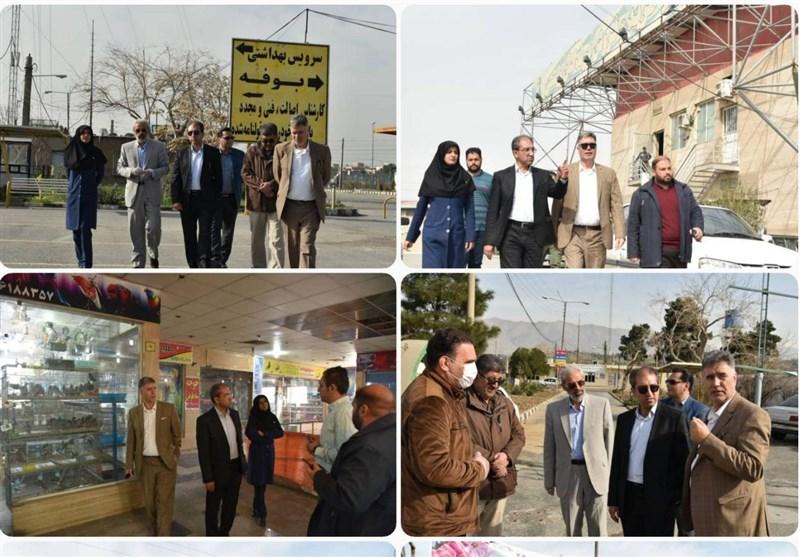 تسهیلات شهرداری تهران برای جبران خسارت برخی از مراکز در پی شیوع ویروس کرونا