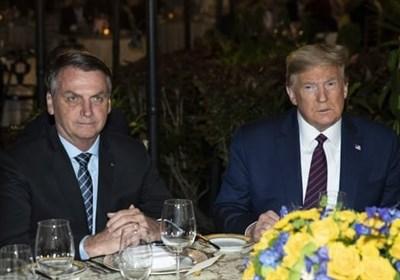 تأیید ابتلای رئیسجمهور برزیل به کرونا چند روز پس از دیدار با ترامپ
