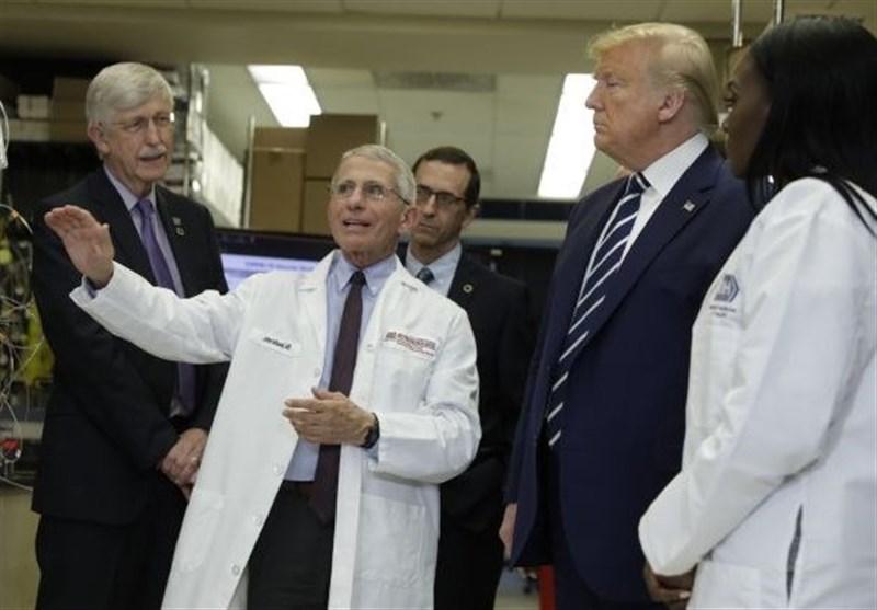 """درخواست فائوچی از آمریکاییها برای عدم """"دست چین"""" واکسن کرونا"""