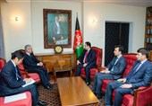 افغانستان| احضار نماینده سازمان ملل به دلیل دیدار با عبدالله