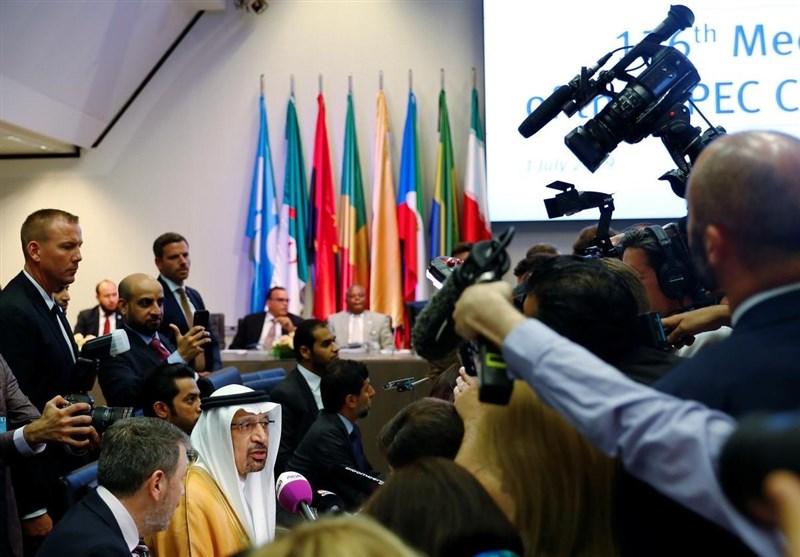 اختلافات داخلی و عدم مشارکت آمریکا مانع اوپک پلاس برای کاهش تولید نفت