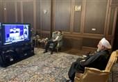 بهره برداری از 4 طرح ملی صنعت مس ایران در استان کرمان توسط روحانی