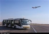 وعده بهره برداری از باند جنوبی فرودگاه کیش تا پایان سال