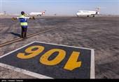 کاهش 99 درصدی پروازهای خارجی فرودگاه بینالمللی کیش
