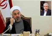 گزارش ستاری از اقدامات ضدکرونایی معاونت علمی ریاستجمهوری به روحانی