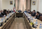 Iran's Foreign Ministry Examines Plans for Coronavirus Battle