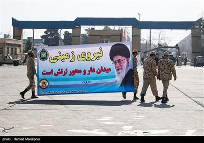 Iran Army Holds Nationwide Biodefense Drills