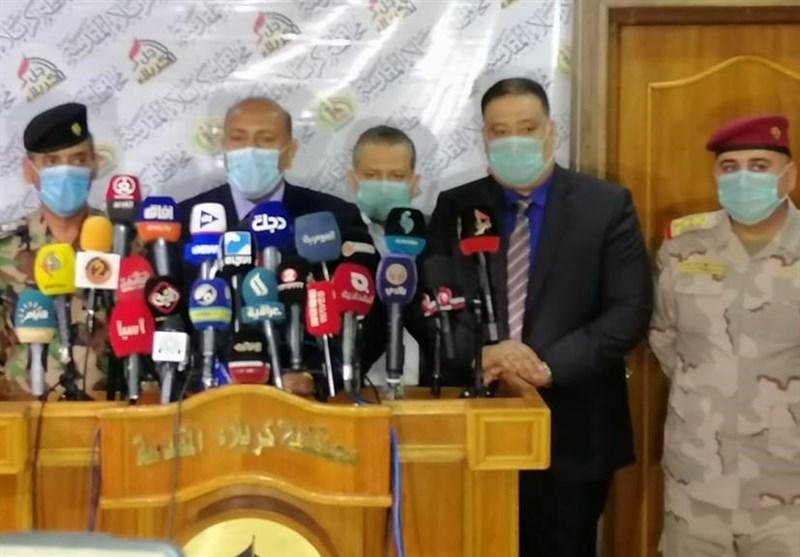 عراق| ثبت سه مورد جدید ابتلا به کرونا در نجف اشرف