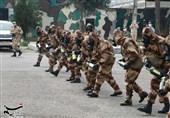 گزارش ویدئویی تسنیم| آغاز رزمایش سراسری دفاع بیولوژیک نیروی زمینی سپاه در ارومیه