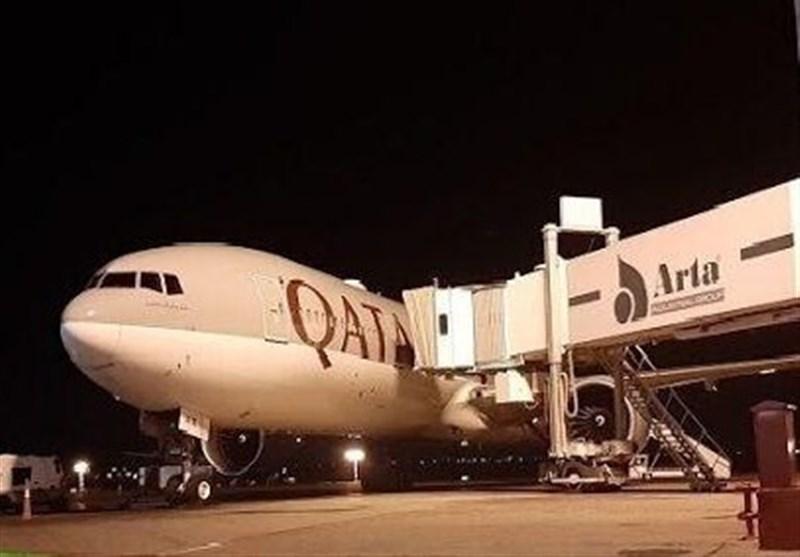 Qatar Sends New Aid Shipment to Iran