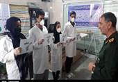 فرمانده سپاه کردستان: نیازمندیهای عمومی و اقلام بهداشتی مردم کردستان را تأمین میکنیم