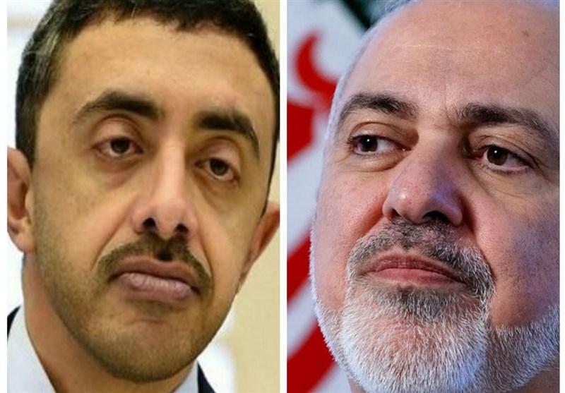 Iran, UAE Top Diplomats Discuss Coronavirus Outbreak
