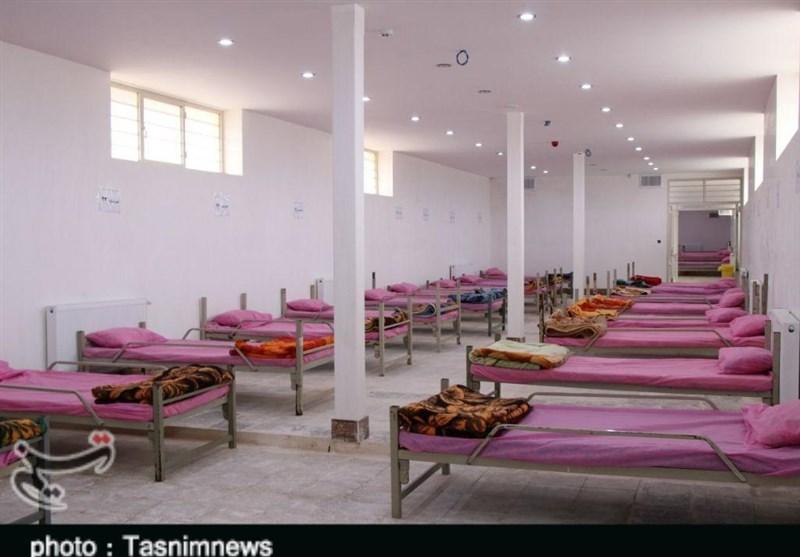 افتتاح نقاهتگاه بیماران کرونایی در لرستان به روایت تصویر