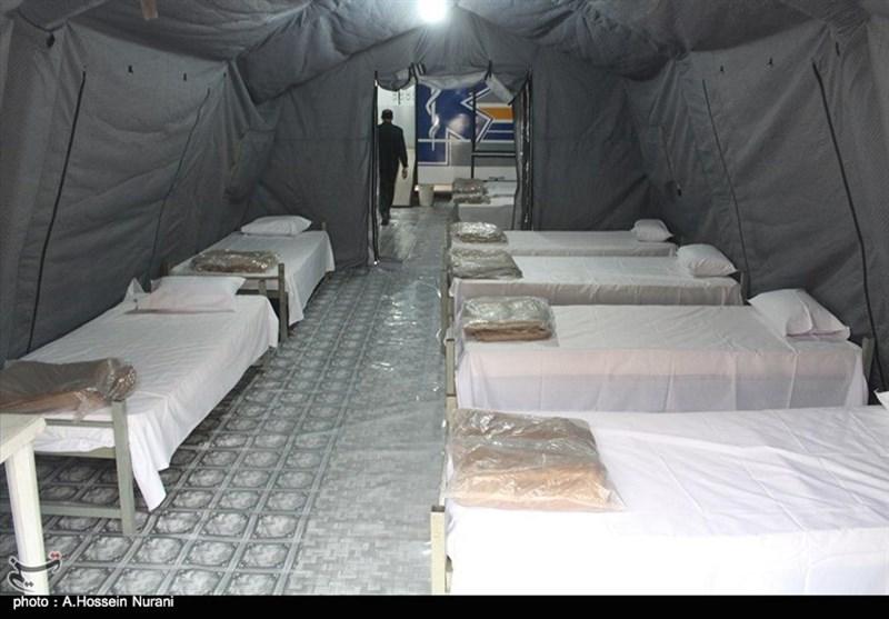 آمادگی سپاه برای افزایش 10 هزار تختخواب بیمارستانی برای مقابله با کرونا