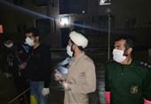 گروههای جهادی استان فارس در خط مبارزه با کرونا؛ ضدعفونی روستاها و نقاط شهری ممسنی توسط عاشقان خدمت