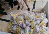 تهران| بیش از 50 هزار بسته بهداشتی و معیشتی توسط هیئات مذهبی بهارستان در مناطق کمبرخوردار توزیع شد