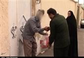 توزیع 5662 بسته معیشتی و لوازمالتحریر توسط سپاه در کردستان