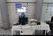 گزارش ویدئویی تسنیم|آغاز بهکار بیمارستان صحرایی شهید فاطمی نیروی دریایی سپاه در بندرعباس+ فیلم