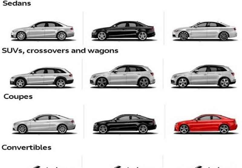 اخبار فنی خودرو| آشنایی با انواع کلاس بندی های اتاق خودروهای سواری