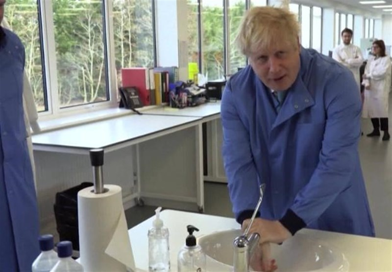 Britain's Johnson Invites Opposition Leaders to Work with Him over COVID-19 Emergency