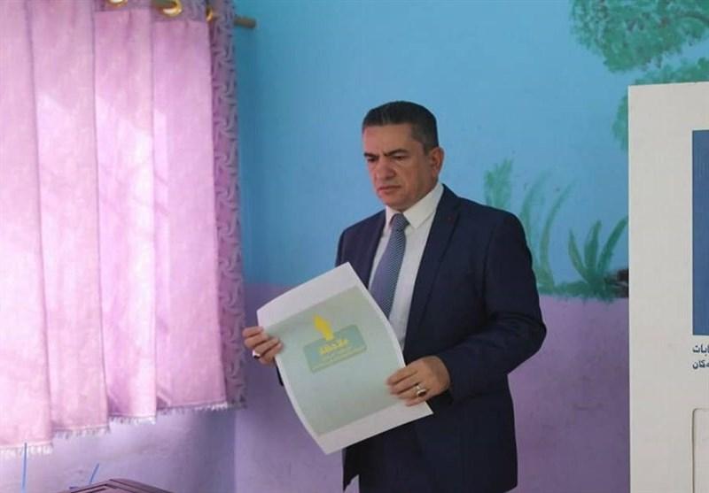 عراق  نماینده پارلمان: الزرفی را به دلیل مواضع ضعیفش در برابر آمریکا رد میکنیم