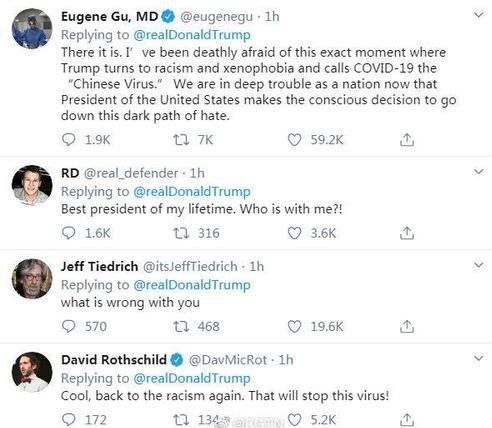 کشور چین , کشور آمریکا , ویروس کرونا , کرونای جدید , دونالد ترامپ , کووید-19 ,