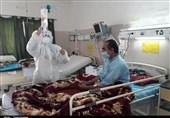 معاون درمان دانشگاه علوم پزشکی استان اردبیل: روند بیماران مبتلا بیشتر از بیماران ترخیص شده است
