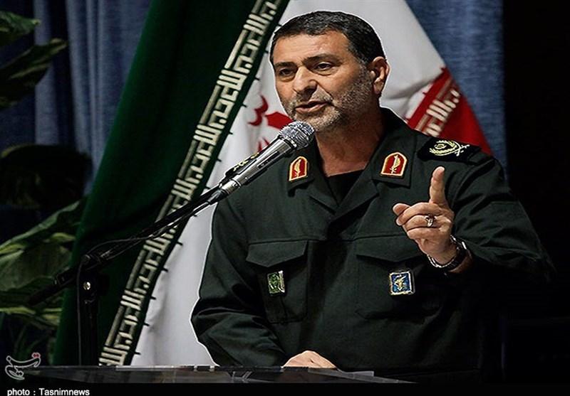 انتقاد فرمانده سپاه کردستان از بیتوجهی دولت نسبت به نخبگان؛ نباید منتظر بیگانگان باشیم