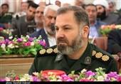 فرمانده سپاه مازندران: ظرفیت پیشکسوتان دفاع مقدس استان بهکارگیری میشود