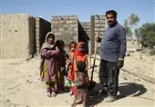قزوین| 40 روز حضور در سیستان و بلوچستان برای کمک به سیلزدگان + تصاویر
