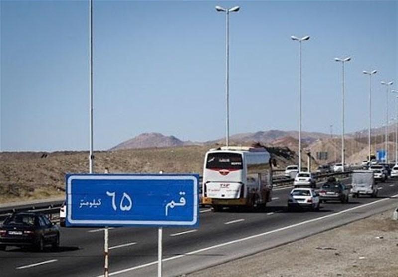 نرخ عوارض آزادراههای دولتی افزایش یافت/ تهران-قم 1200 تومان