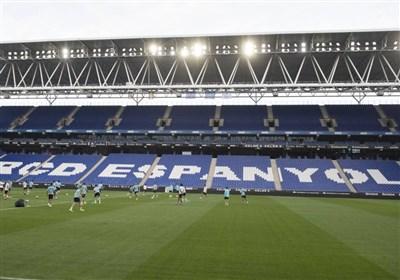 ابتلای ۶ تن از بازیکنان و اعضای کادر فنی تیم فوتبال اسپانیول به کرونا