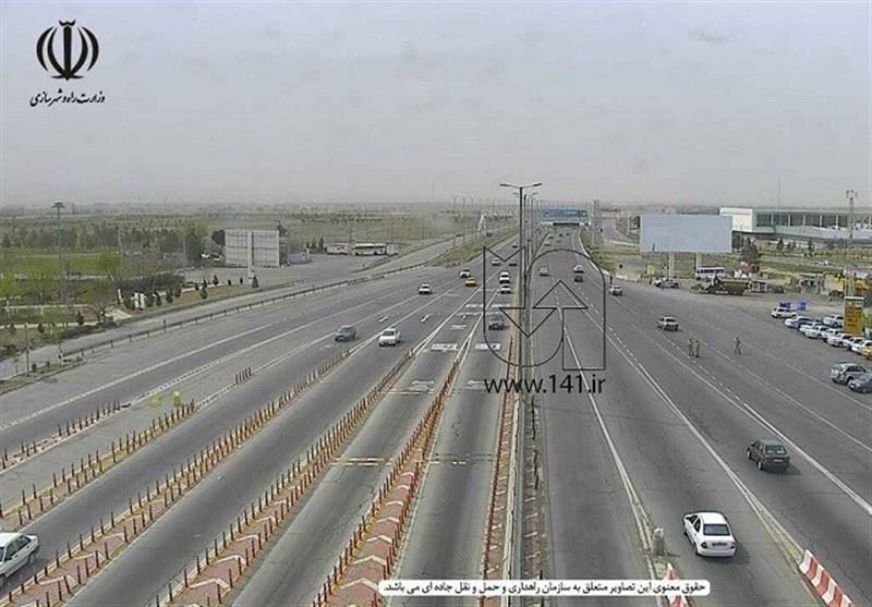 ترافیک ورودی به استان اصفهان 43 درصد کاهش یافت