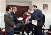 برگزاری مراسم معارفه نیکوخصال در فدراسیون شطرنج