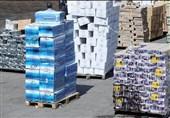 کشف محموله میلیاردی شیر خشک قاچاق در سیستان و بلوچستان
