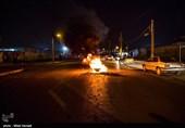 اعلام 70 مورد آتشسوزی به سامانه 125 آتشنشانی تهران در شب چهارشنبه آخر سال