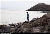 تراز سطح آب دریاچه ارومیه 56 سانتی متر افزایش یافت