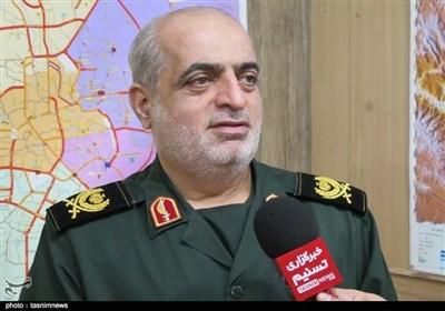 عزم سپاه گیلان برای کمک به مردم خوزستان؛ ۱۴۳ کانتینر آب به اهواز ارسال شد