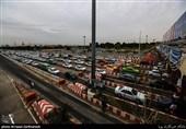 گزارش ویدئویی تسنیم|محدودیت تردد در خروجی شرق استان تهران / خودروهای غیربومی اجازه ورود ندارند