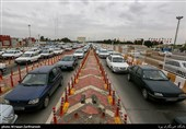 خروج خودروها از استان تهران به استثنای خودروهای حامل سوخت و امدادی و نظامی ممنوع شد
