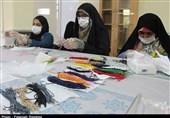 ورود نیروی دریایی سپاه به تولید ماسک از دریچه دوربین تسنیم + تصاویر