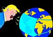 نگاهی به آثار کاریکاتوریستهای «خارجی» حاضر در مسابقه «ما کرونا را شکست میدهیم»+عکس